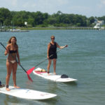 Mom and Daughter on the Water!